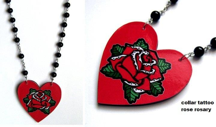 ROSARY ROSE