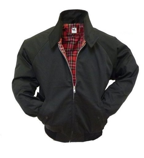 HARRINGTON BLACK